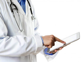 Doctors Diagnosis App - medical iPad App development