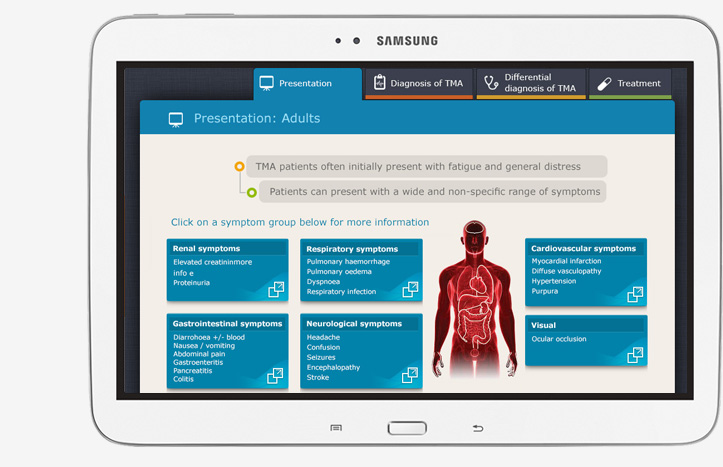 Differential Diagnosis App